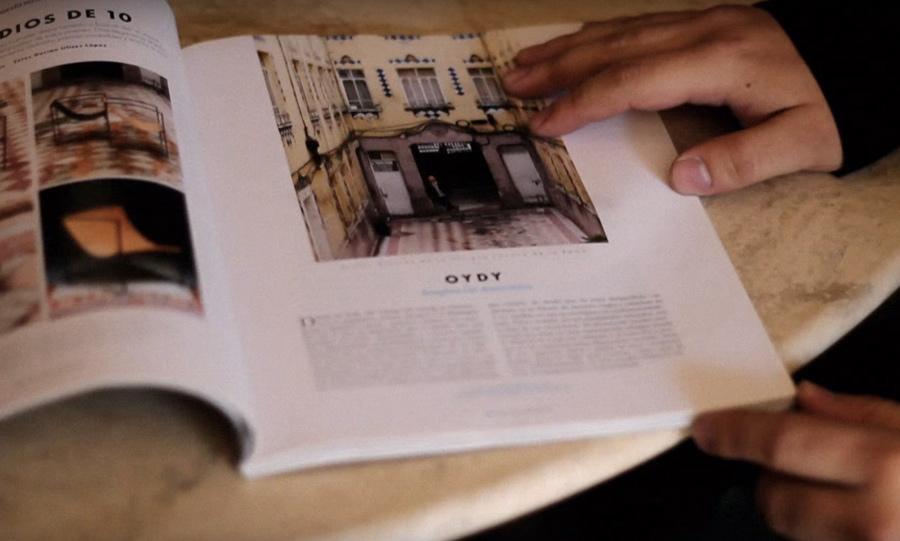 OYDY, la unión de un arquitecto y un diseñador gráfico