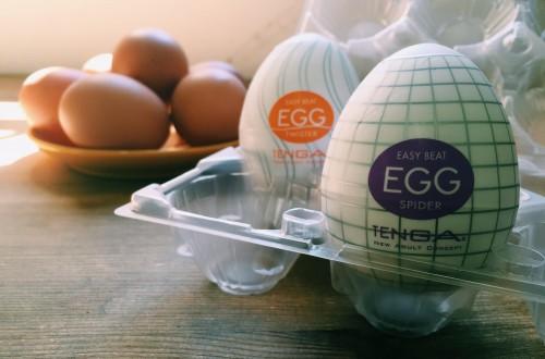 ¡Nuevo sorteo! Tenga Egg