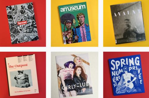 Un club de subscripción mensual de revistas