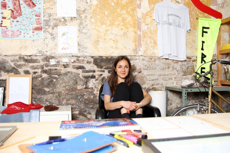 Entrevistamos a Ángela Palacios