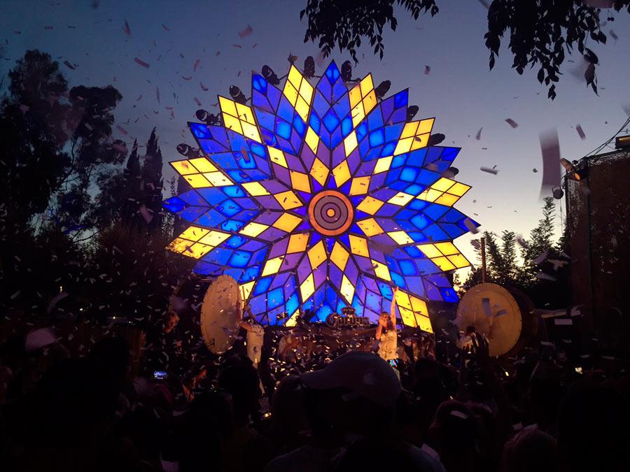 Corona Sunsets celebra un festival en un antiguo delfinario