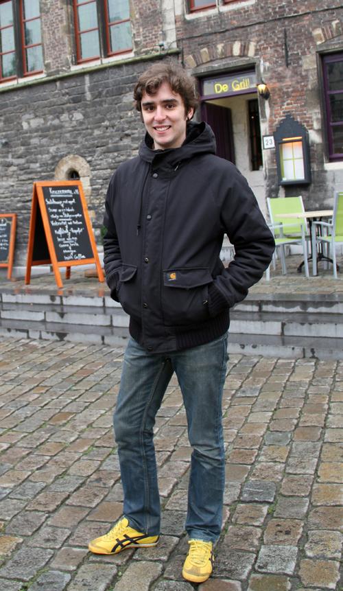 College boy (Brussels)
