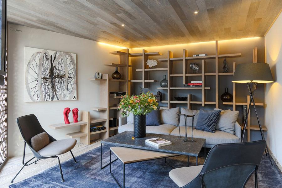 Design hotel mexico for Diseno de despachos