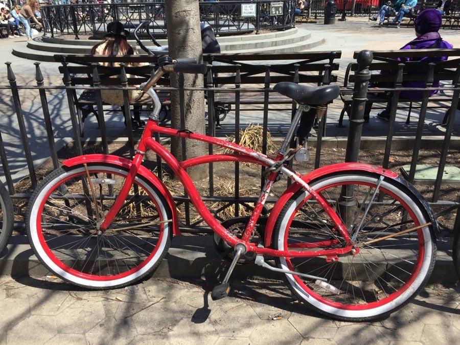 Red ride New York