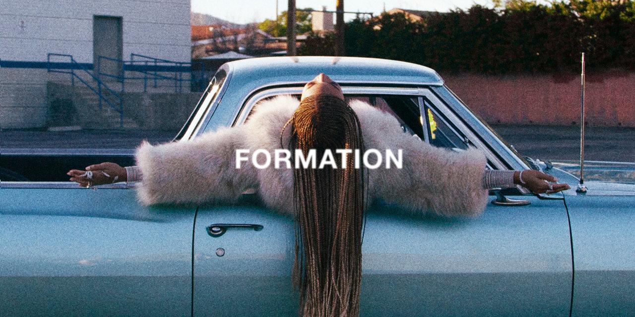 Formation Beyoncé