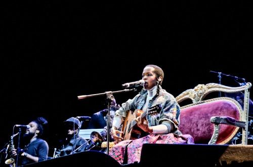 Lauryn Hill celebra el Día de la Mujer