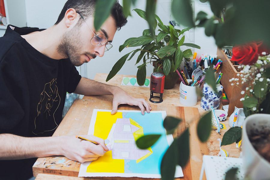 Entrevistamos a Pau Sanz i Vila #ilustración