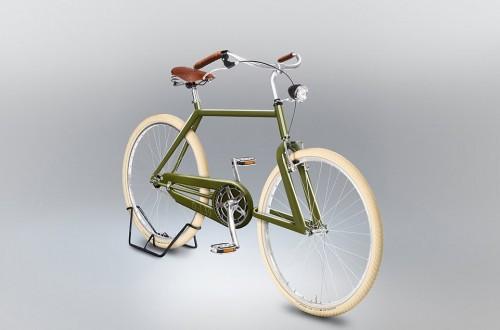 Las bicis defectuosas de Gianluca Gimini