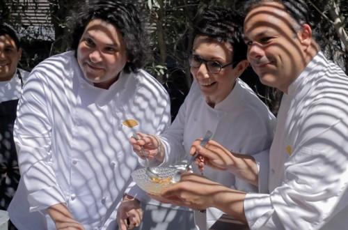 Gastón Acurio, Ángel León & Carme Ruscalleda