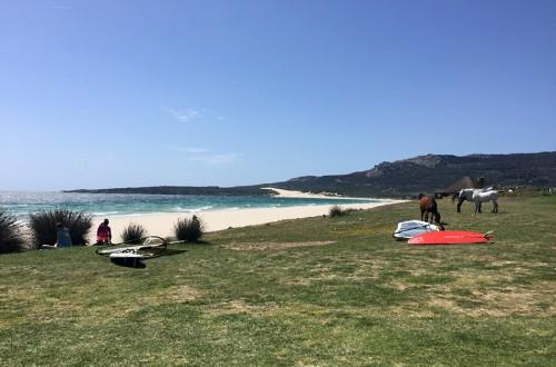 En Tarifa de campo y playa