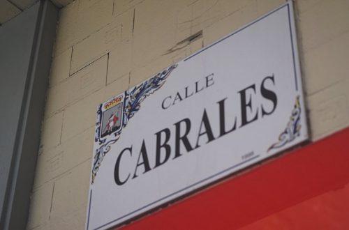 ¿Qué pasa en la calle Cabrales de Gijón?