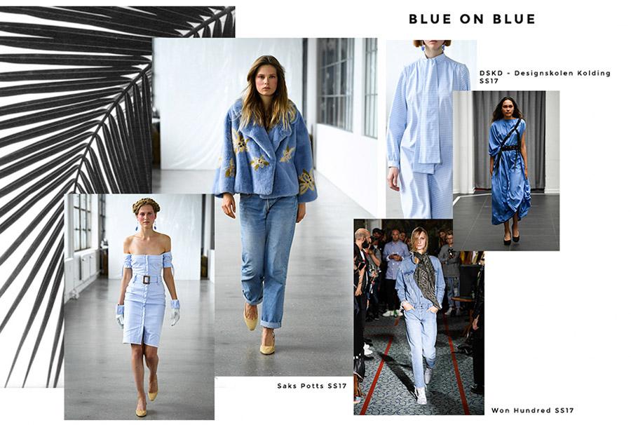 Blue-on-Blue