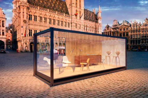 Bruselas quiere ser la capital del diseño europeo