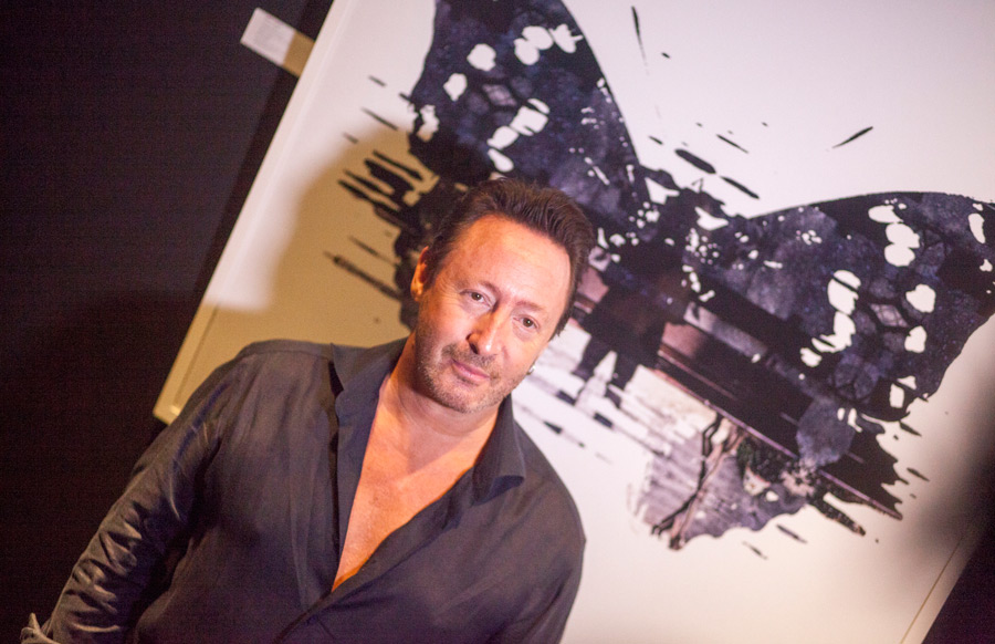 """Photographies"" de Julian Lennon"