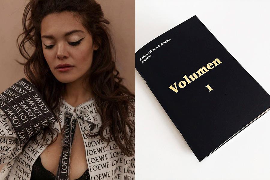 Volumen1: By Adriana Roslin y ElPablo