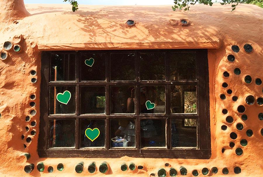 Los domingos en Ibiza: Casita verde