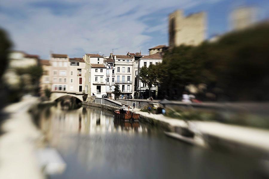 Viajar en tren – Narbonne
