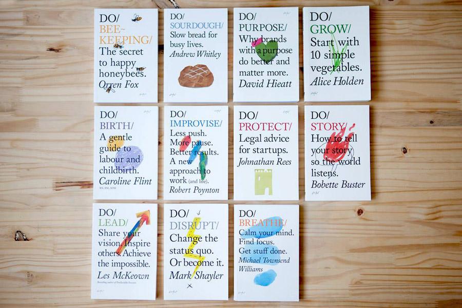 """""""Do Preserve""""  Do books"""