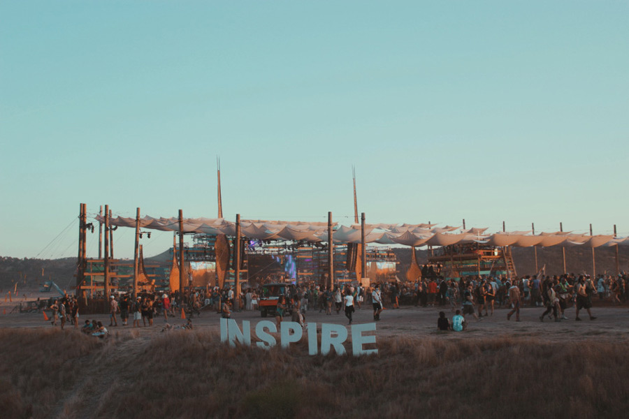 Try to Catch: Lightning in a Bottle Festival
