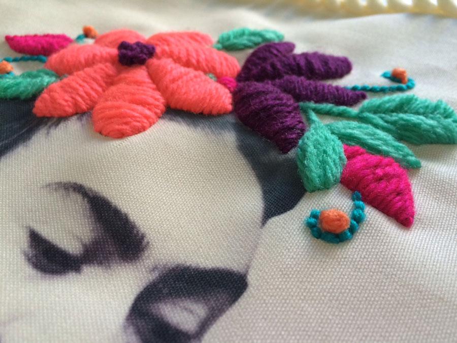 Los talleres de bordado de Nayla Marc