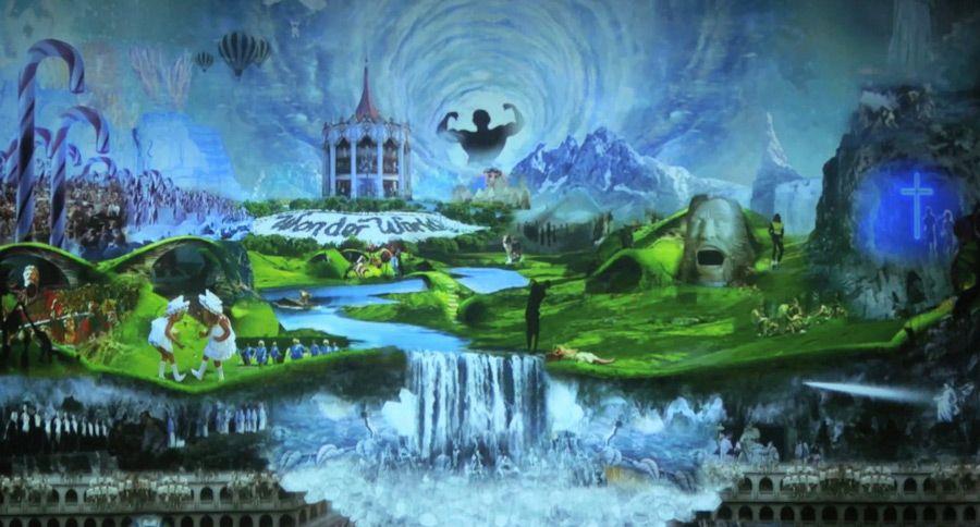 Megaplex: El universo 3D de Marco Brambilla