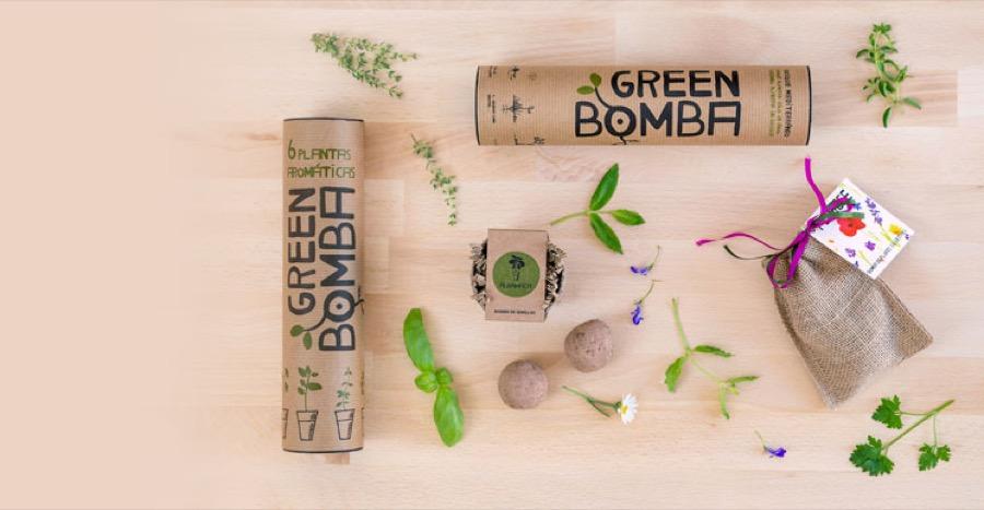 green bomba huertos urbanos