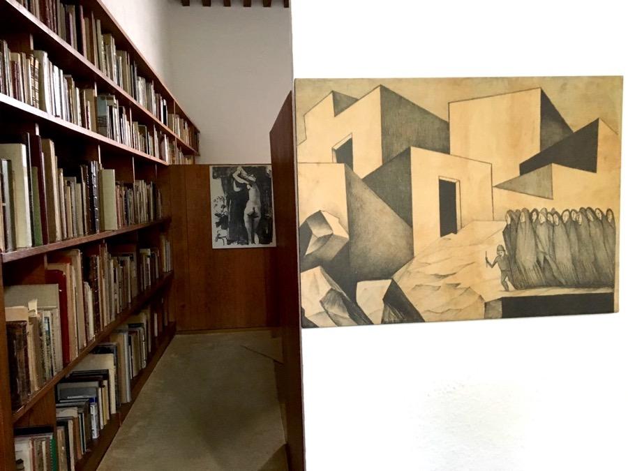 casa Luis Barragán arte