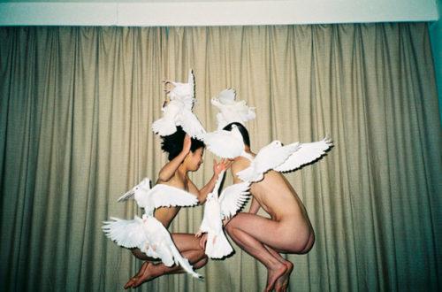 El fotógrafo Ren Hang ya es toda una leyenda