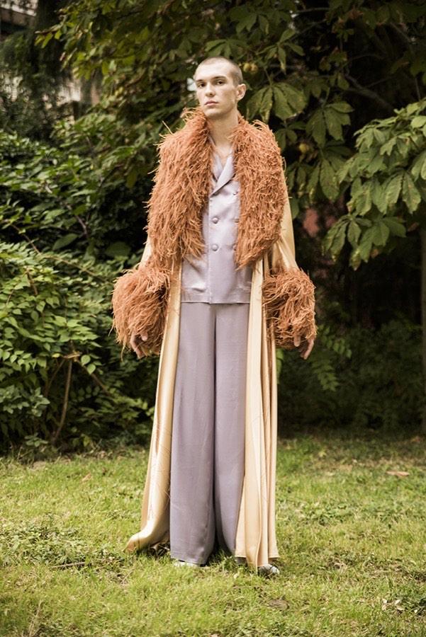 Palomo 2017 moda
