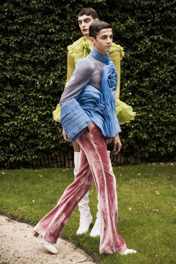 Palomo moda colección