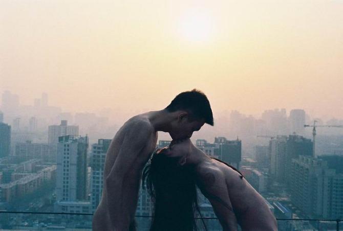 Ren Hang 2012 fotografia