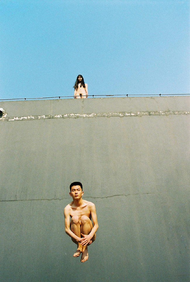 Ren Hang fotografia contemporanea