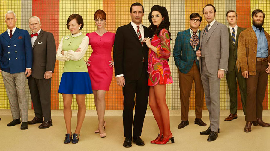 mas mujeres creativas mad men