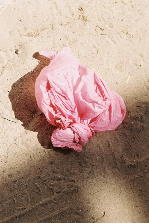Foto bolsa plástico