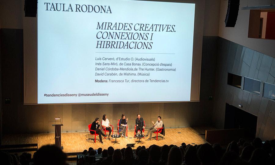 jornadas creatividad hub museu diseny barcelona
