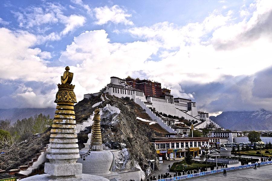 tibet palacio