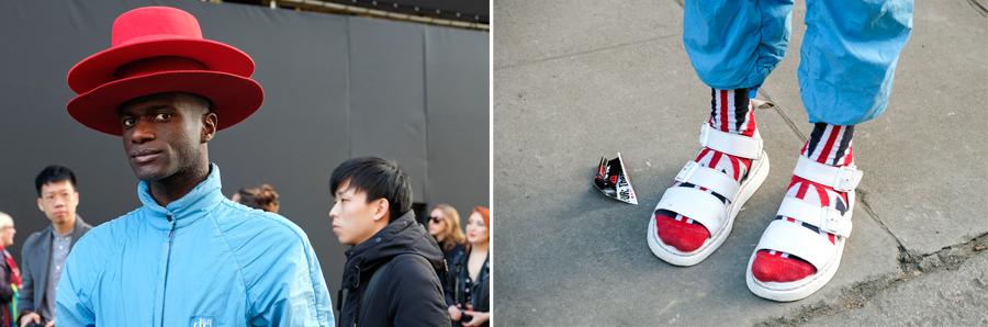 london fashion week by la skimal007