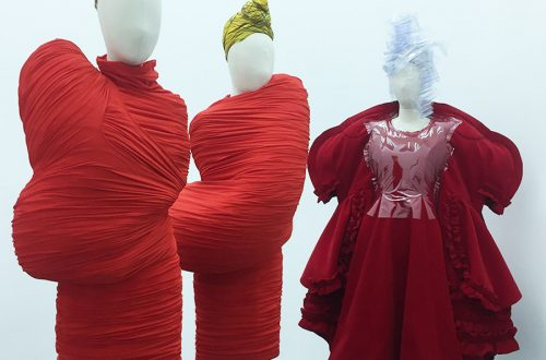 """Comme des Garçons: Art of the In-Between"" en el MET"