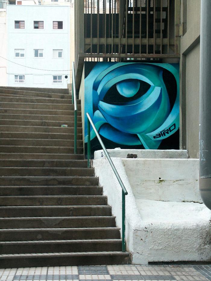 jimmie zu graffiti ojo
