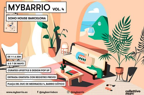 My Barrio Pup Up Vol.4 en Soho House