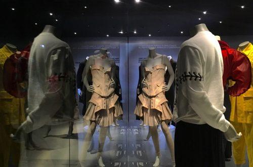 Historia de la moda a través de sus vestidos