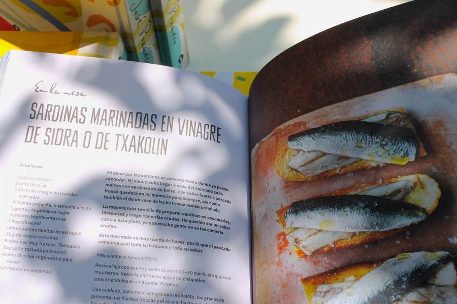 recetas de Donostia José Pizarro editorial cincotintas