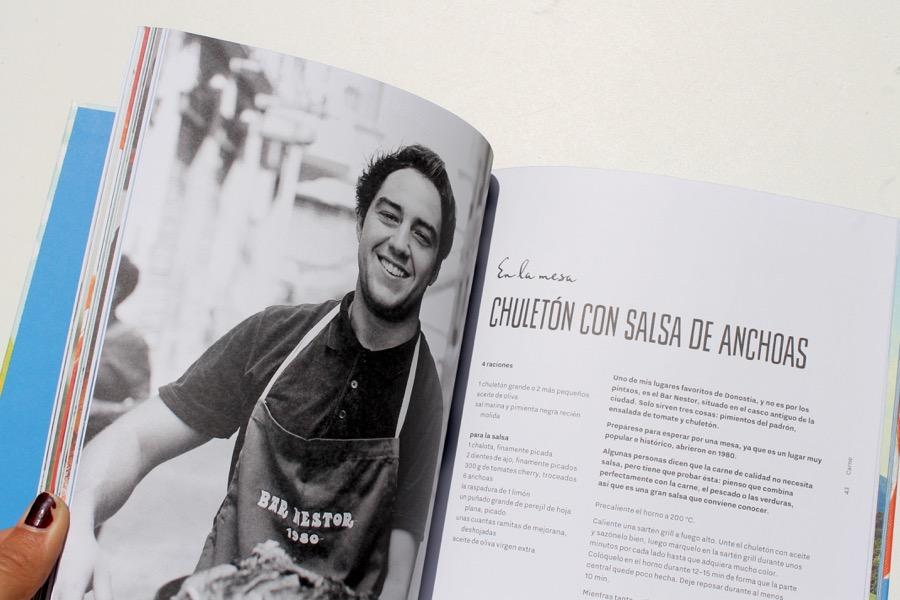 Euskadi recetas de Donostia y alrededores José Pizarro Londres