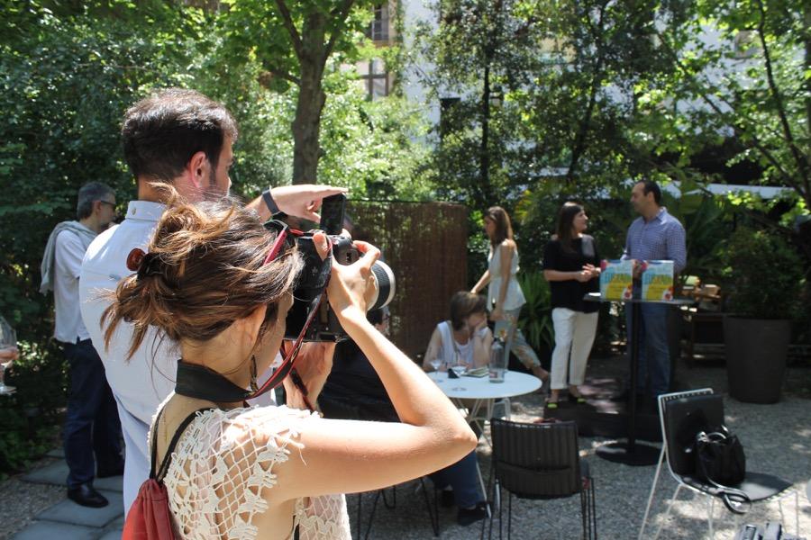 Euskadi recetas de Donostia y alrededores presntación en Barcelona