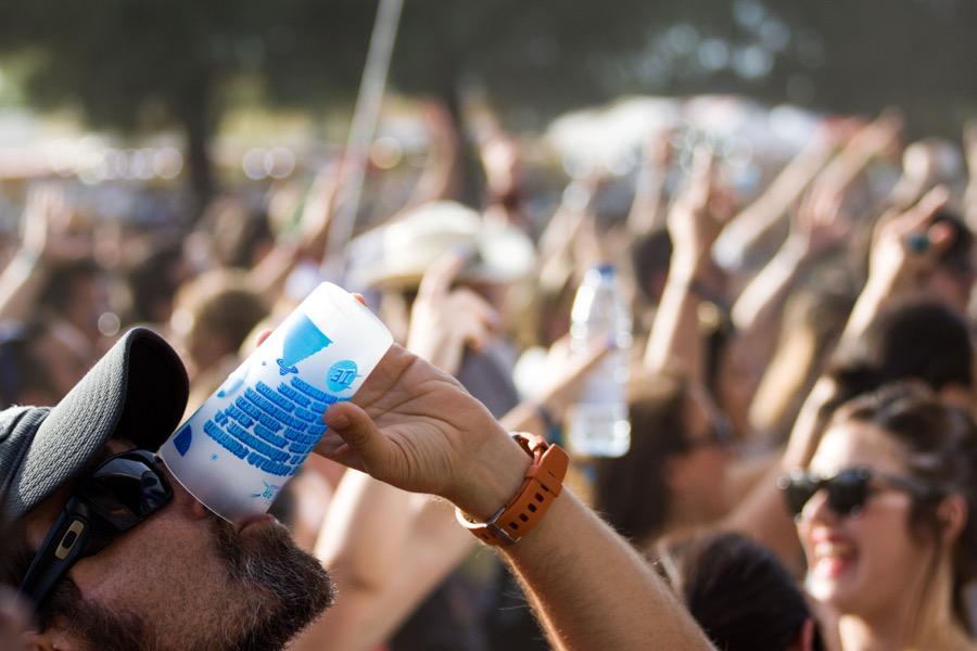 bebiendo festival