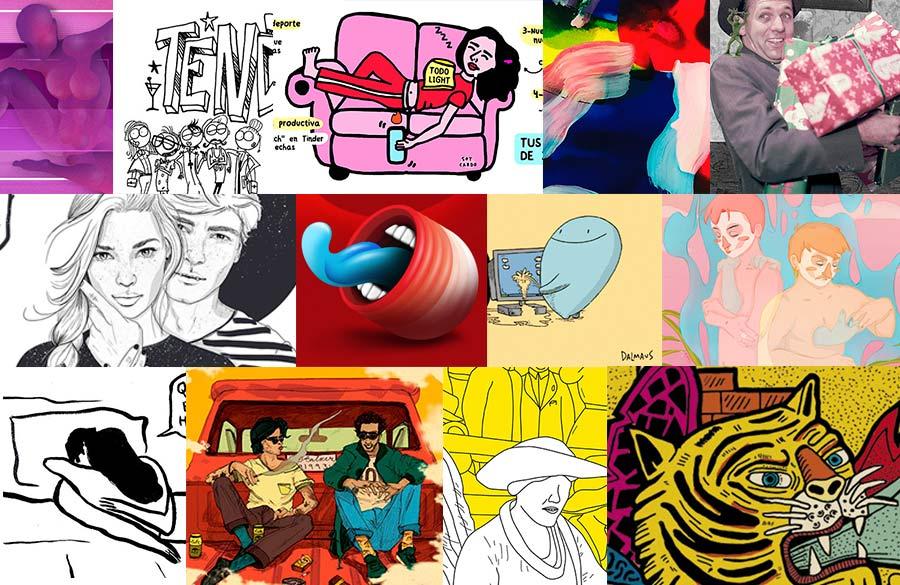 13 Ilustradores que deberías conocer