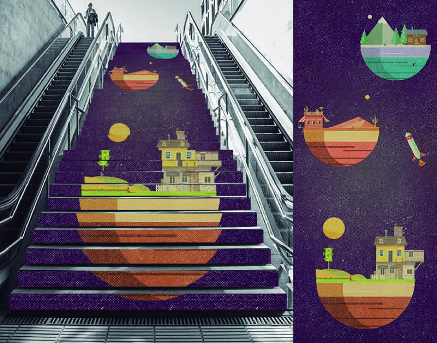 swab stairs 2017