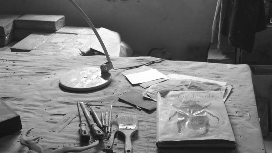 Esculturas Matteo Pugliese