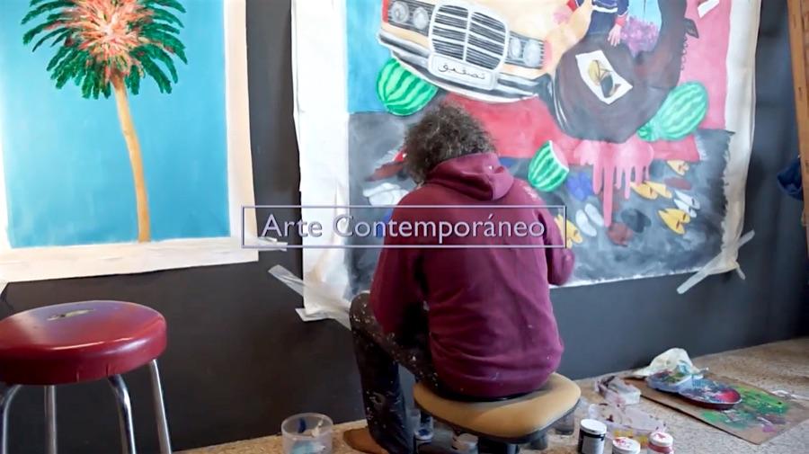 arte contemporáneo pintor