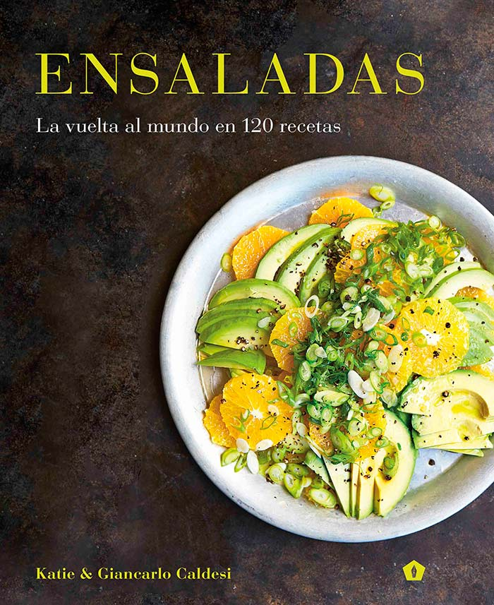 editorial cinco tintas ensaladas